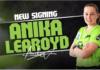 Sydney Thunder: Anika Learoyd joins the Thunder Nation