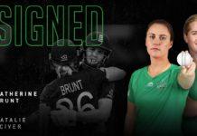 Melbourne Stars sign Katherine Brunt and Nat Sciver