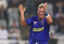 Rajasthan Royals: Warne returns as mentor