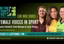 Cricket Ireland set to launch new three-part Women's Leadership web series