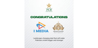 PCB Finalizes Broadcast Deal for Pakistan