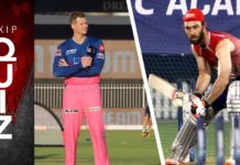 Quiz - Every captain used by Kings XI Punjab or Rajasthan Royals