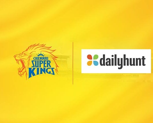 CSK website content now available on Dailyhunt