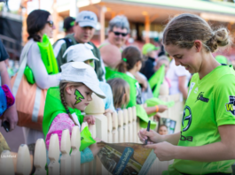 Sydney Thunder stars to virtually visit regional NSW and the ACT