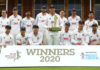 ECB: First-Class Counties agree 2021 Men's Domestic Structure