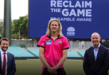 Sydney Sixers take strike with Office of Responsible gambling