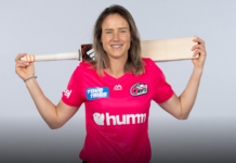Sydney Sixers: Ellyse Perry ready to return for Sixers