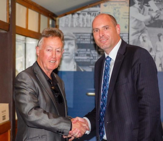 Rex Smith made ninth Life Member of Auckland Cricket