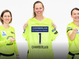 Sydney Thunder: Chamberlain partners with Thunder