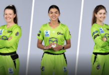 Sydney Thunder name three Local Replacement Players