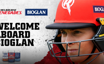 Melbourne Renegades welcome Bioglan