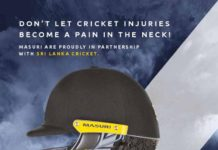 SLC: Masuri Joins in as the 'Official Cricket Helmet Partner of Sri Lanka Cricket'