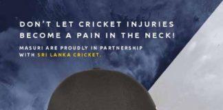 SLC: Masuri Joins in as the 'Official Cricket Helmet Partner of Sri Lanka Cricket'