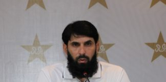 PCB: Misbah to step down from chief selector's role to focus on coaching