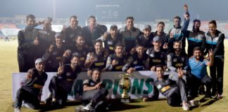 PCB: A statistical review of National T20 Cup