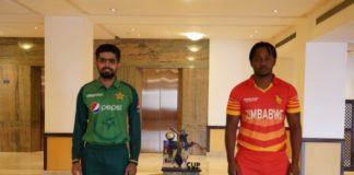 PCB announces commercial partners for Pakistan v Zimbabwe series