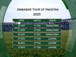 PCB: Match timings for Zimbabwe fixtures announced