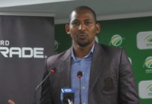 Victor Mpitsang named CSA Convenor of Selectors