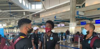 CWI: West Indies confident as they fly out for Tour of New Zealand