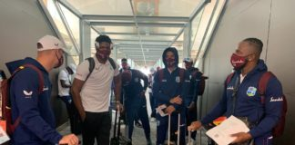 CWI: West Indies touch down in New Zealand; focusing on winning