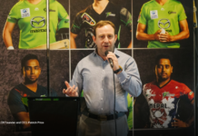 Sydney Thunder continue support of Heartland Academy