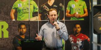 Sydney Thunder continue support of Heartland Academy