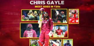 CWI: Gayle reaches 1000 sixes, takes centre stage at IPL
