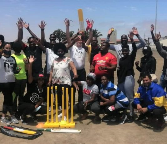 Cricket Namibia: Introduction to Level One Coaching Course in Kuisebmond, Walvis Bay