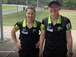 Sydney Thunder: Knight and Beaumont play in final trial