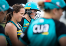 Brisbane Heat: Girls Set for WBBL06