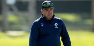 Cricket Scotland: Grant Morgan steps down as men's assistant coach