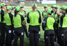 Sydney Thunder: WBBL|07 contracting period underway
