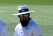Aleem Dar set to break record for most ODIs as umpire