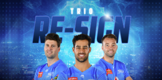 Adelaide Strikers announce re-signing Hat-Trick