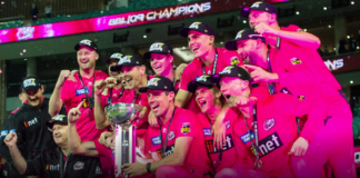 Sydney Sixers to begin 3-Peat quest at SCG