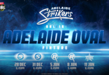 Adelaide Strikers to host five BBL|10 matches in updated fixture