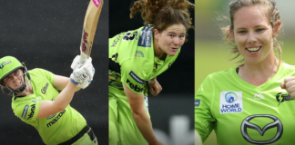 Sydney Thunder: Trio in WBBL 06 Team of the Tournament