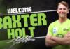 Sydney Thunder: Baxter Holt joins the Thunder Nation