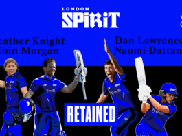 ECB: World Cup winning skippers stay at London Spirit