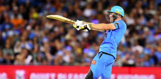 Adelaide Strikers: Phil Salt - A name in numbers