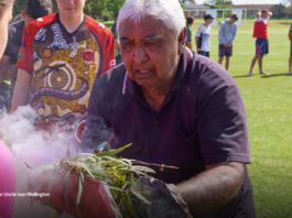 Sydney Sixers celebrate Aboriginal and Torres Strait Islander culture