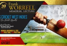CWI President Full Speech - Sir Frank Worrell Memorial Lecture