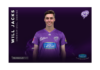 Hobart Hurricanes: Will Jacks to make BBL debut at the 'Canes