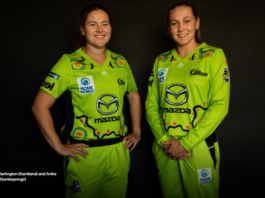 Sydney Thunder to wear special Indigenous playing shirt