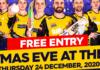 Cricket Wellington: Christmas Eve at the Basin
