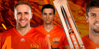 Perth Scorchers: BBL action to hit Perth