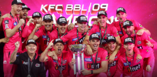 Sydney Sixers: Justin Avendano replaces injured Mickey Edwards for BBL 10