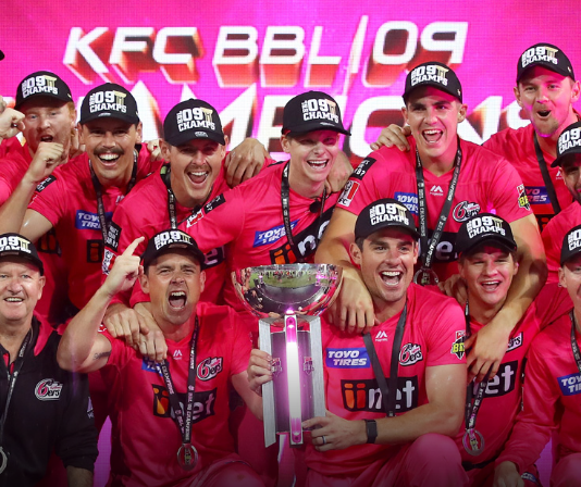 Sydney Sixers: Justin Avendano replaces injured Mickey Edwards for BBL|10
