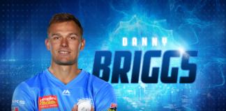 Adelaide Strikers: England's Briggs spins to Strikers