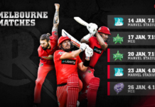 Melbourne Renegades: Coming home to Melbourne for BBL|10